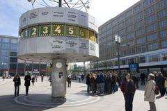 BERLIM - ALEXANDER PLATZ Foto de Stock