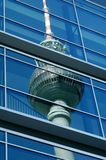 Berlim? Alexanderplatz Imagens de Stock