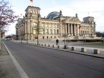 Berlim, Bundestag Foto de Stock Royalty Free