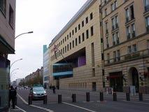 Berlim - embaixada britânica Imagens de Stock Royalty Free