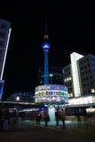 berlim Festival de luzes 2014 Fotos de Stock