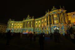 berlim Festival de luzes 2014 Foto de Stock