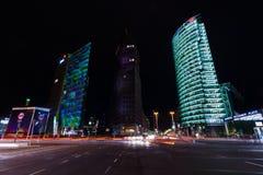 berlim Festival de luzes 2014 Imagens de Stock