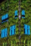 2014 Berlim - festival de luzes Imagem de Stock
