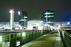 Berlin Hauptbahnhof imagem de stock royalty free