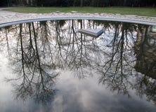 Berlim, monumento memorável para Sinti e ROM Fotografia de Stock Royalty Free