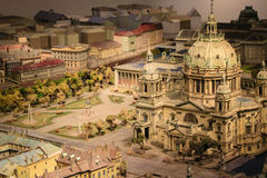 Berlim velha Imagens de Stock