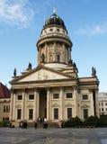 berlin Германия 10-ое октября 2009 - французский собор Стоковое Фото