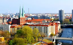 berlin Германия Стоковое Изображение RF