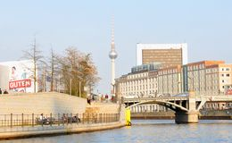 berlin Германия Стоковое Фото