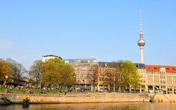 berlin Германия Стоковое фото RF