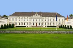 Berlin. Bellevue Palace (Schloss Bellevue) in Berlin, Germany Royalty Free Stock Photos