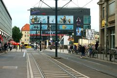 Berlin arkivfoto