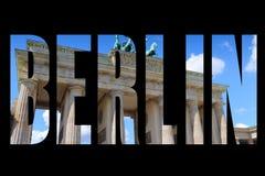 berlin zdjęcia royalty free