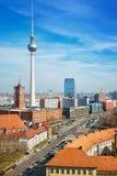 berlin photographie stock libre de droits