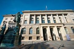 Berlin, Abgeordnetenhaus Royalty Free Stock Photos