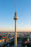 Berlin aerial image Stock Photography