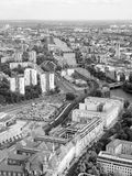 Berlin aerial view Stock Photo