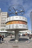 BERLIN - ALEXANDER PLATZ Stockfoto