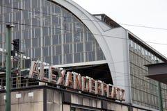 Berlin, Alexanderplatz, Germany Stock Images