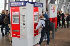 Berlin Alexanderplatz station Royalty Free Stock Photos