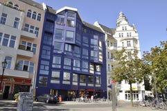 Berlin, Allemagne 27 août : Fond de logement à caractère social de Berlin en Allemagne Photographie stock