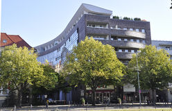 Berlin, Allemagne 27 août : Immeuble moderne de Berlin en Allemagne Images libres de droits