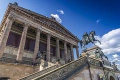 Berlin  Alte Museum Stock Photos