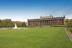 Berlin Altes Museum Royalty Free Stock Photography