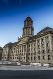 Berlin ancient town hall Stock Photography