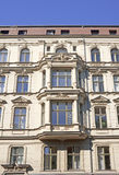 Berlin apartment house Royalty Free Stock Images
