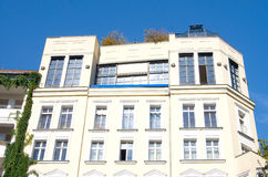 Berlin-Apartmenthaus Stockfoto