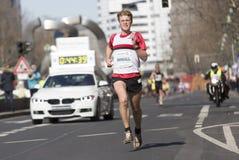 Berlin halv maraton Arkivfoton