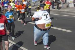 Berlin half marathon Stock Image