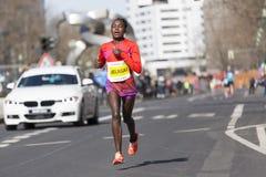 Berlin half marathon Royalty Free Stock Photo