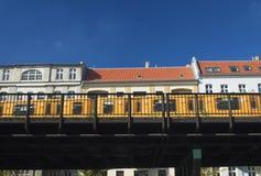 Berlin bahn u Zdjęcia Stock