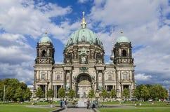 berlin berliner dom Fotografia Stock
