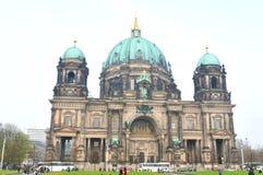 berlin berliner domkyrkadom Fotografering för Bildbyråer