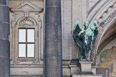 berlin berliner domkyrkadom germany royaltyfria foton