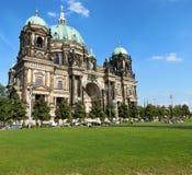 berlin berlinerdom arkivfoto