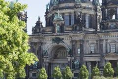 berlin berlinerdom Royaltyfri Bild
