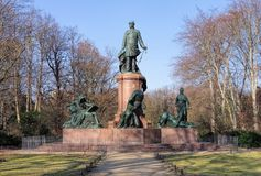 Free Berlin Bismarck Memorial Stock Photo - 50363680