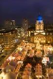 berlin bożych narodzeń rynek Fotografia Royalty Free