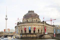 berlin bode музей Стоковая Фотография RF