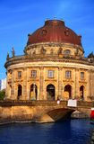 Berlin bode museum dome Germany. Berlin bode museum dome in Germany Royalty Free Stock Image