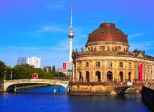 Berlin bode museum dome Germany. Berlin bode museum dome in Germany Royalty Free Stock Photo