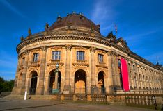 Berlin bode museum dome Germany. Berlin bode museum dome in Germany Royalty Free Stock Images