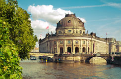 Berlin Bode-Museum Royalty Free Stock Photography