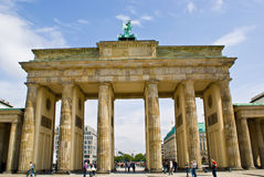 Berlin Brandenburg Gate Royalty Free Stock Image