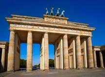 Berlin Brandenburg Gate Brandenburger Tor. In Germany Stock Images